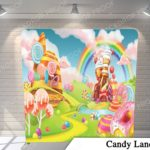 Candy Land Pillow G