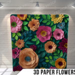 Pillow_3DPaperFlowers_G
