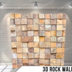 Pillow_3DRockWall_G