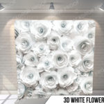 Pillow_3DWhiteFlowers_G - Copy