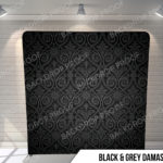 Pillow_BlackGreyDamask_G