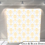Pillow_GoldBlackDamask_G