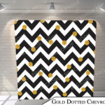 Pillow_GoldDottedChevron_G