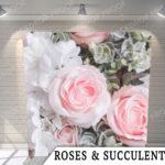 Pillow_RosesSucculents_G