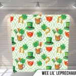 Wee Lil Leprechaun pillow G