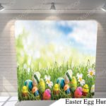 easter egg hunt pillow G