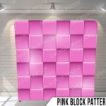 pink block pattern pillow G - Copy